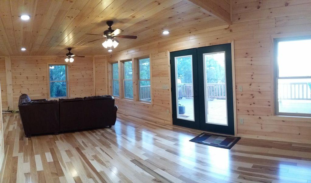 Toledo Bend Lakefront Cabin Vacation Rental