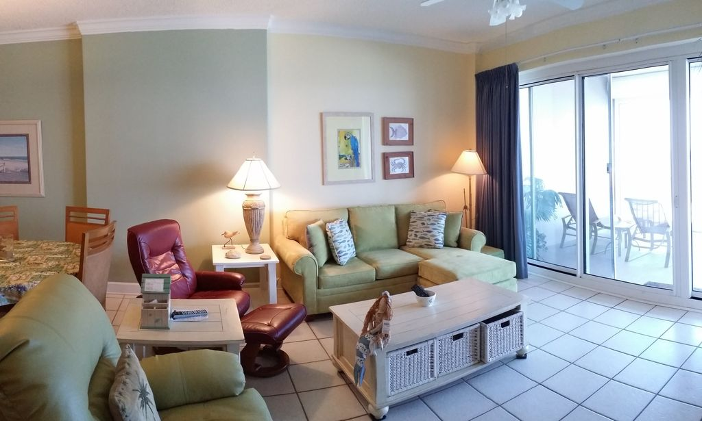 Orange Beach Oceanfront Condo Vacation Rental