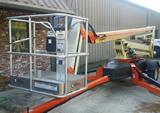 Man Lift Rental - JLG T500J Towable 50ft Boom Lift