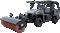 Angle Broom Road / Driveaway Sweeper Rental -  72 inch