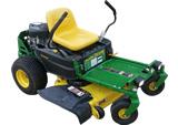 Zero Turn Mower rental - John Deere Z335E 42 Inch