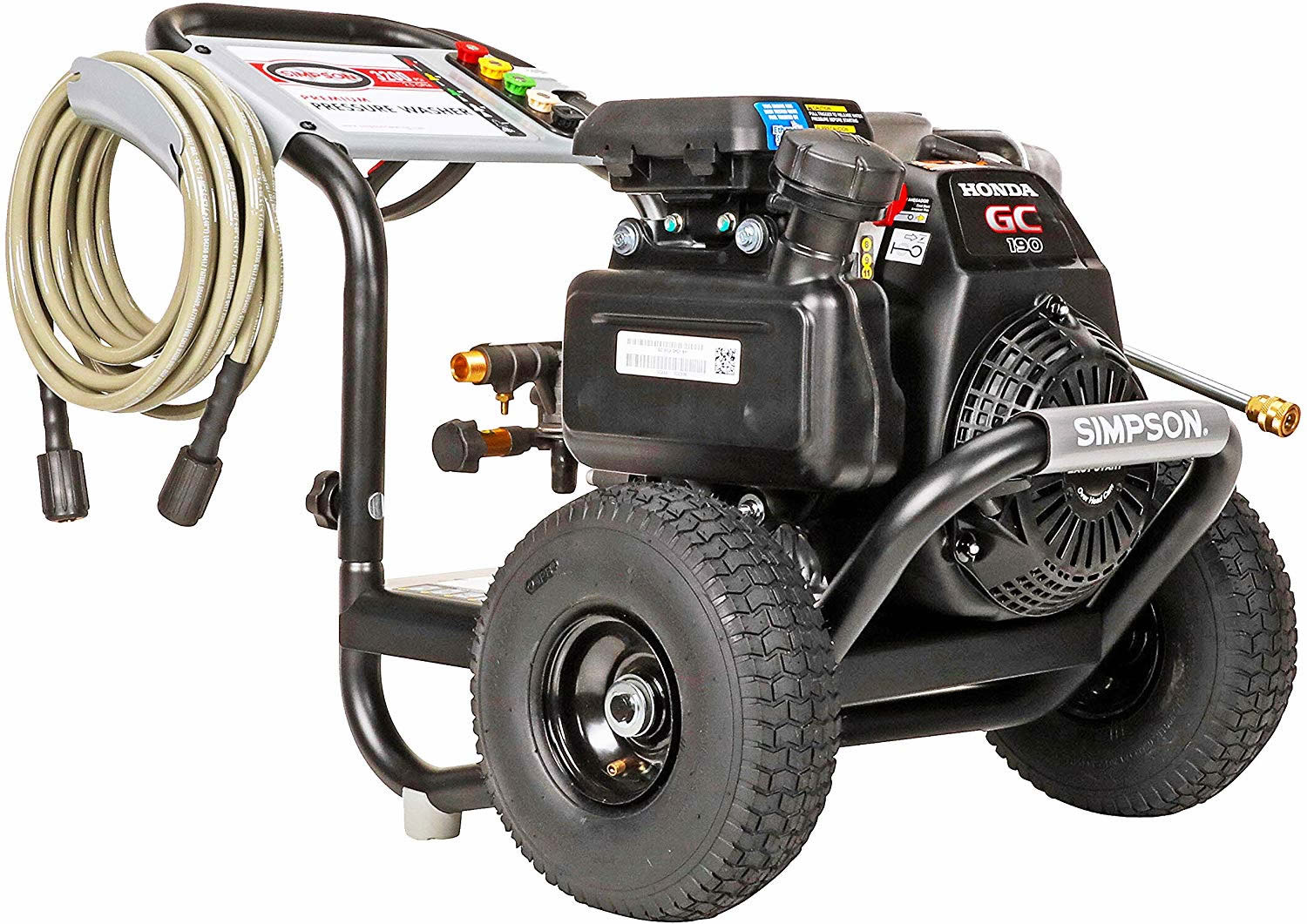 Pressure Washer Rental - 3200psi 2.5gpm Commercial