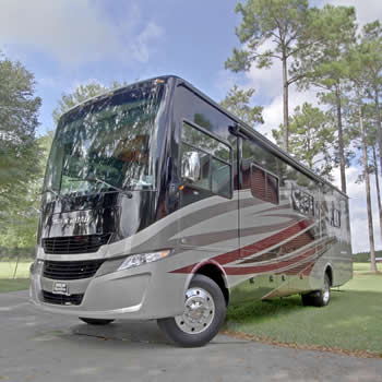 RV Motorhome rental 34ft Motorized w/ two slides DeRidder Leesville