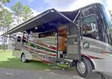 RV Motorhome rental 34ft Motorized w/ two slides DeRidder Leesville