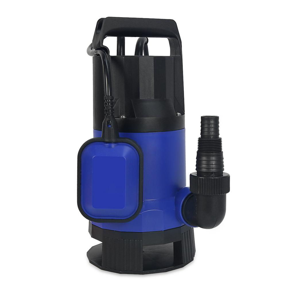 Submersible Sump Pump Rental - 1/2hp Light Duty 35gpm